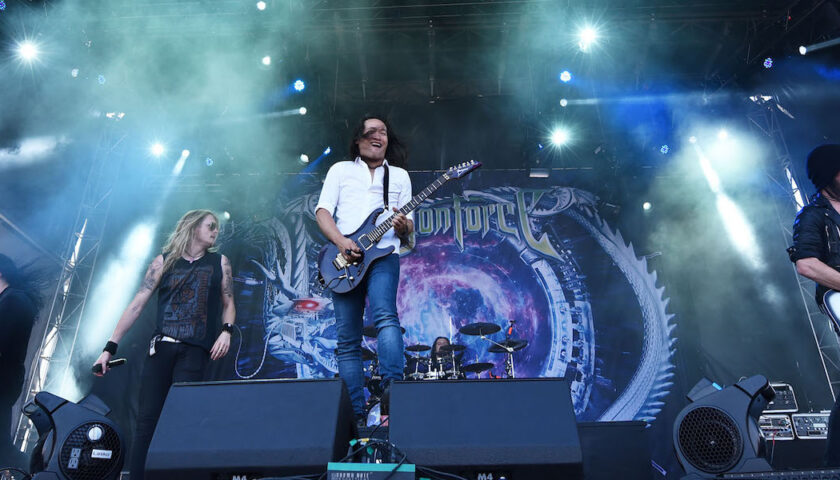 Dragonforce Interview