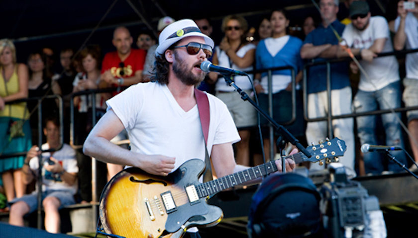 Broken Social Scene Live at Lollapalooza
