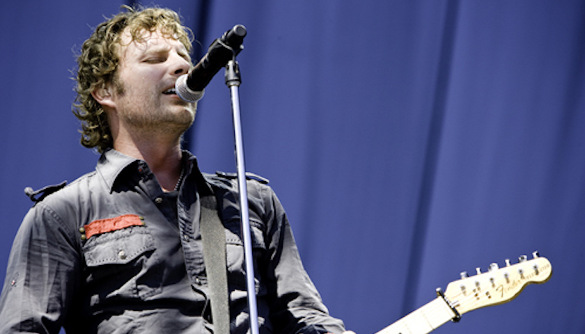Dierks Bentley Live at Lollapalooza