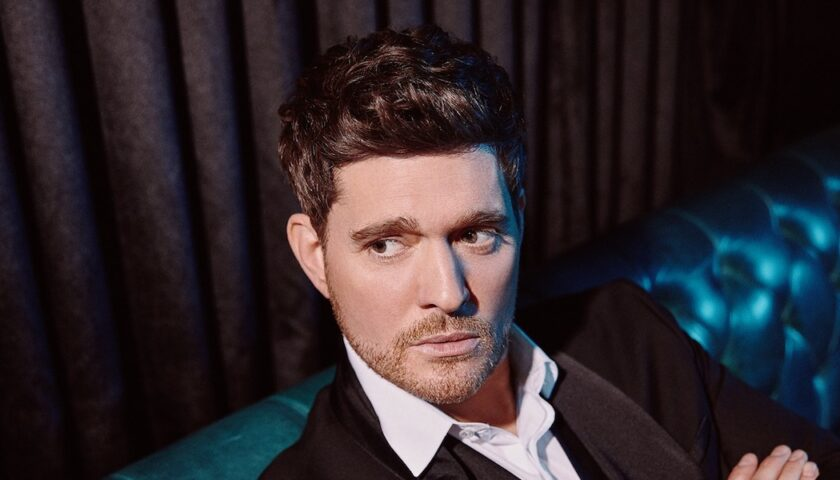 Michael Bublé Interview