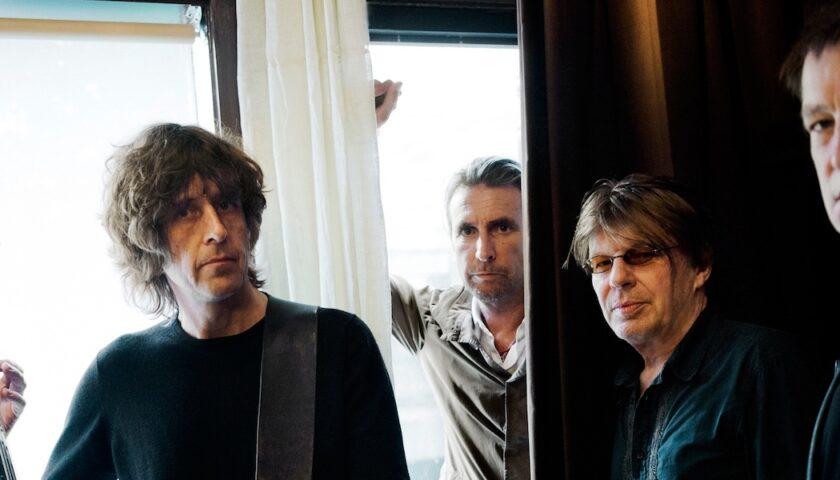 the Fixx Interview