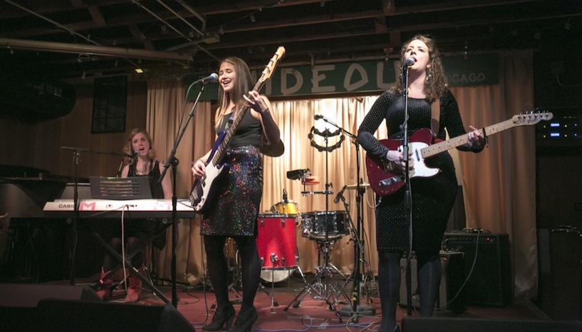 Midnight Moxie Live at Hideout