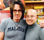 With Frank Lucas: Rick Springfield
