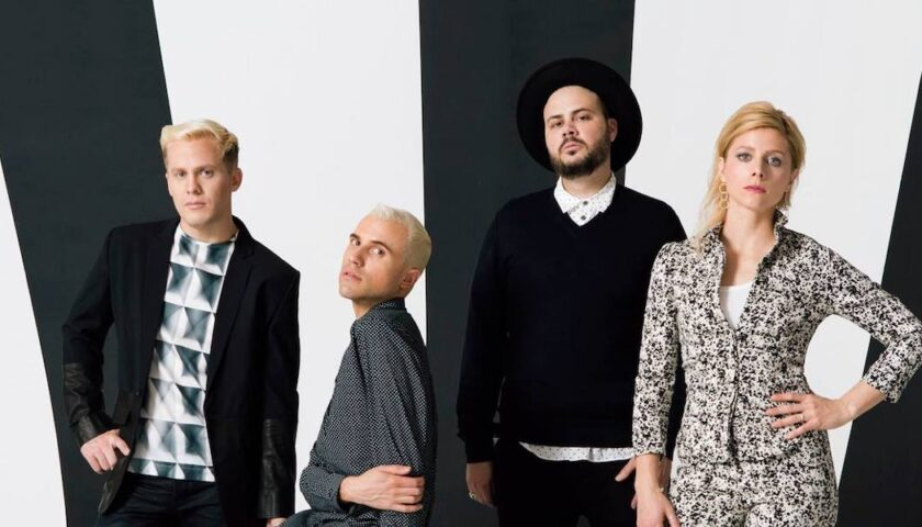 Neon Trees Interview