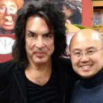 With Frank Lucas: Paul Stanley