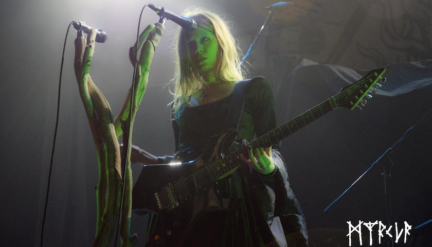 Myrkur Live at Thalia Hall