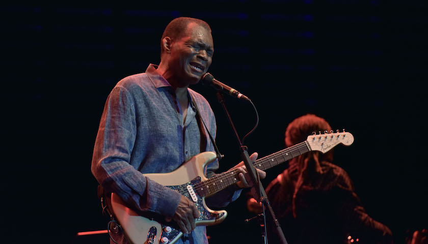 Robert Cray Band Live at Blues on the Fox