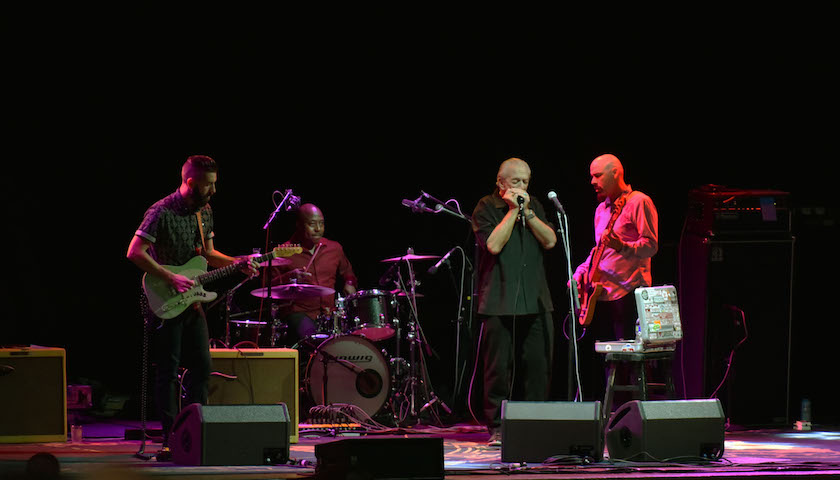 Charlie Musselwhite Live at Ravinia