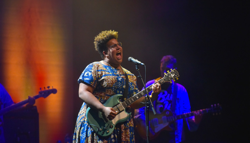 Alabama Shakes Live at the Civic Opera House