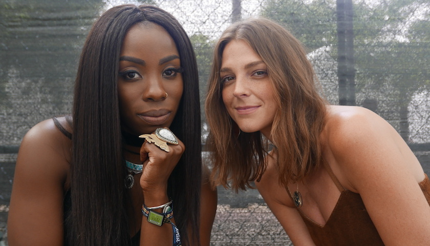 Muddy Magnolias Interview at Lollapalooza