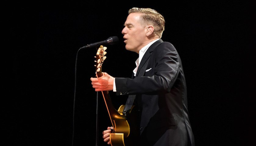 Bryan Adams Live at First Merit Bank Pavilion