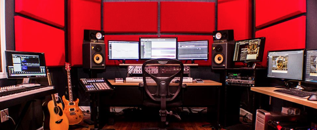 Fort Knox Recording Studio