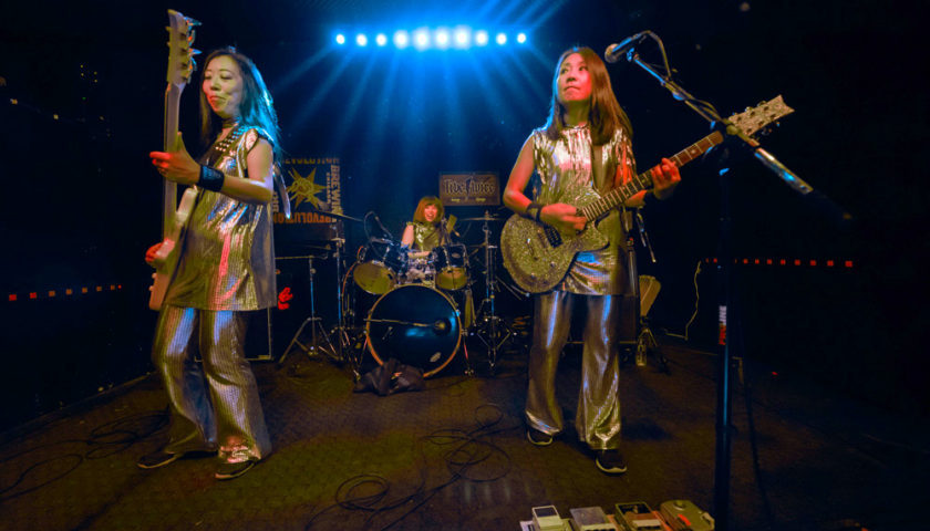 Shonen Knife Live at Livewire Lounge