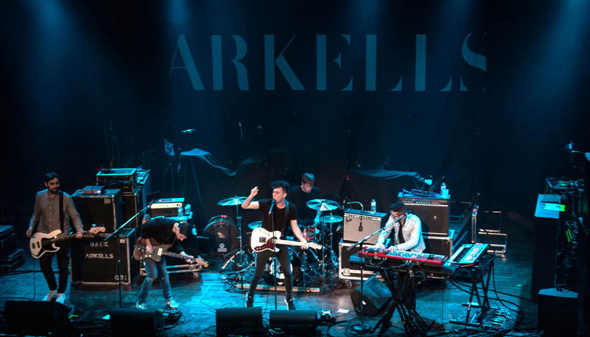 Arkells Live at House of Blues