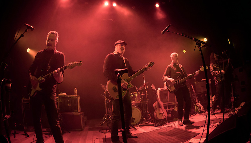 Camper Van Beethoven Live at Lincoln Hall