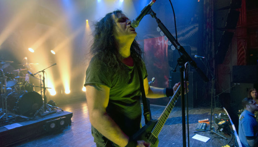 Kreator Live at House of Blues