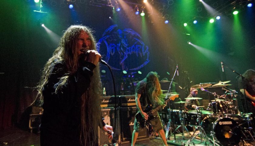Obituary Live at House of Blues