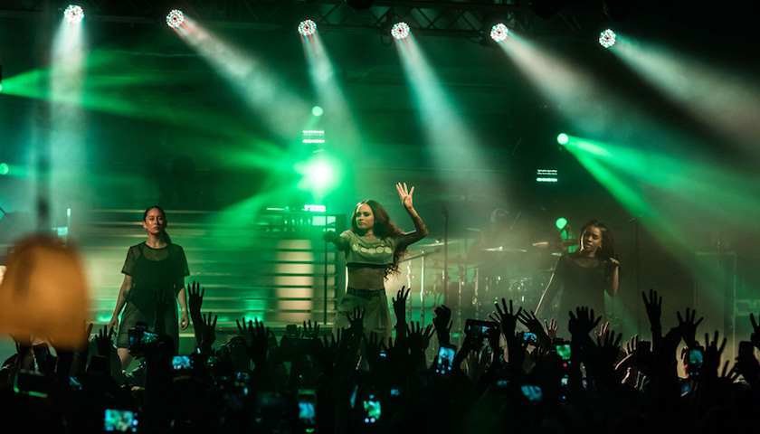 Kehlani Live at Concord Music Hall