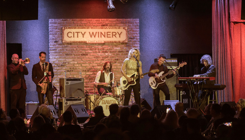Samantha Fish Live at City Winery