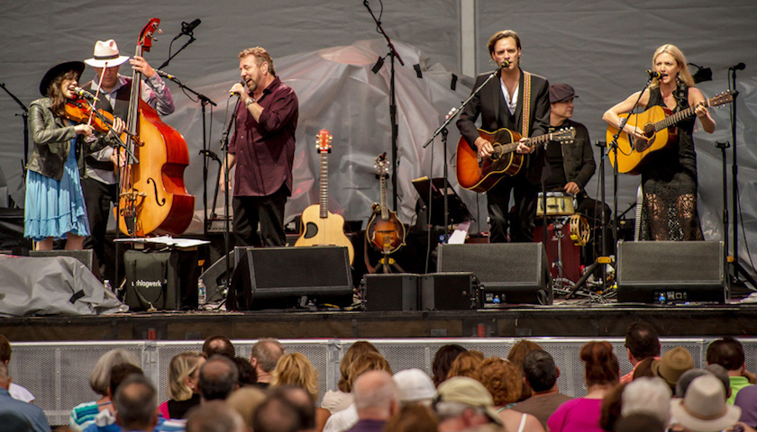 REVIEW: JD and the Straight Shot Live at Huntington Bank Pavilion