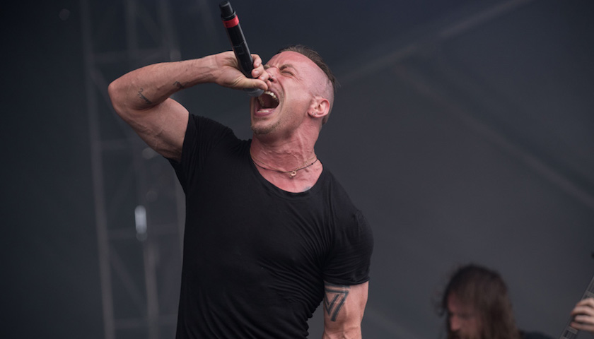 Dillinger Escape Plan Live at Chicago Open Air