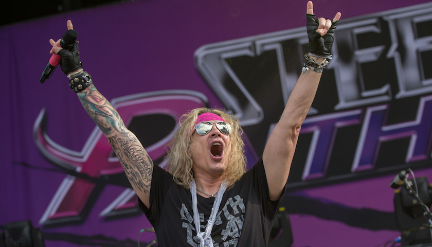 Steel Panther Live at Chicago Open Air