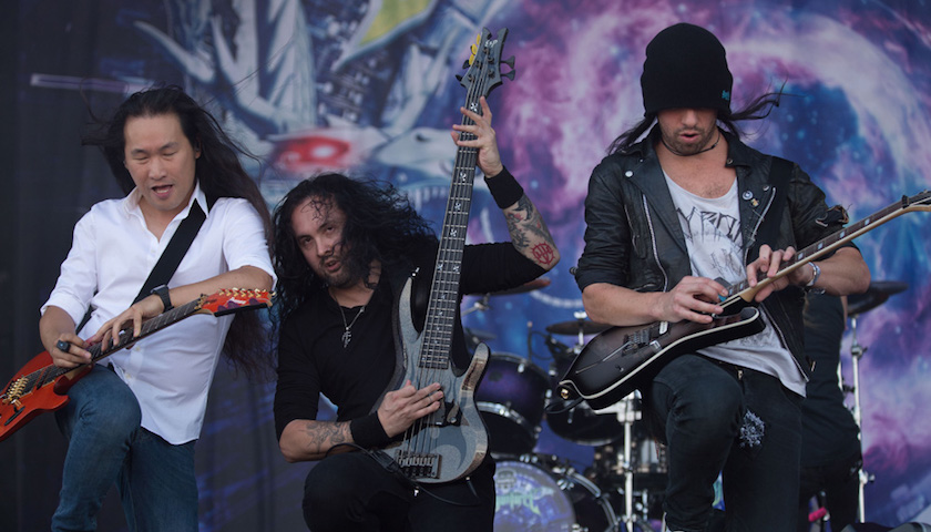 DragonForce Live at Chicago Open Air