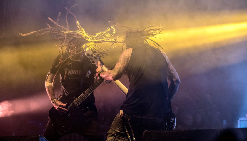 Korn Live at Chicago Open Air