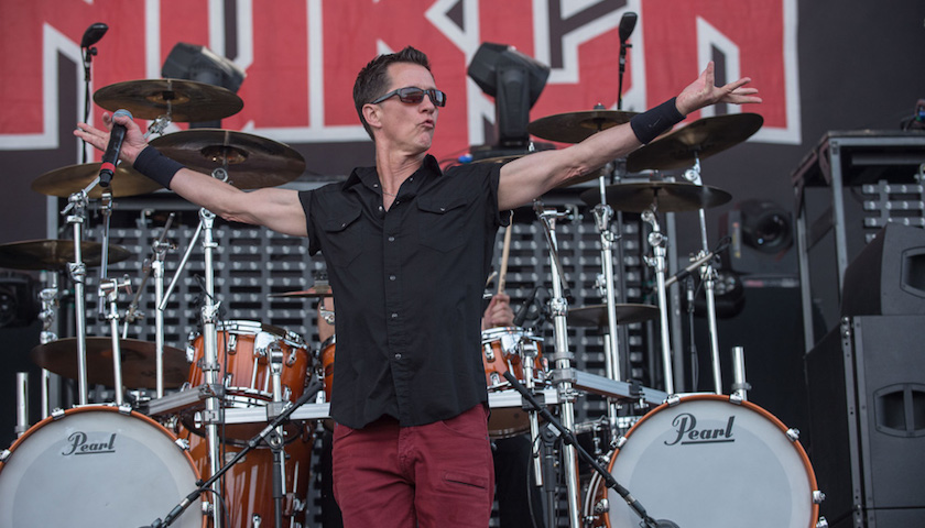 Metal Church Live at Chicago Open Air