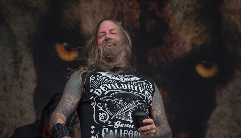 DevilDriver Live at Chicago Open Air