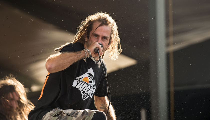 Lamb of God Live at Chicago Open Air