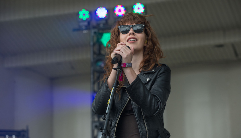 Grace Mitchell Live at Lollapalooza
