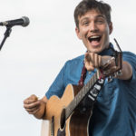 Tim Kubart Interview at Lollapalooza