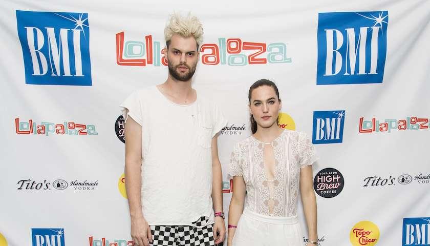Sofi Tukker Interview at Lollapalooza