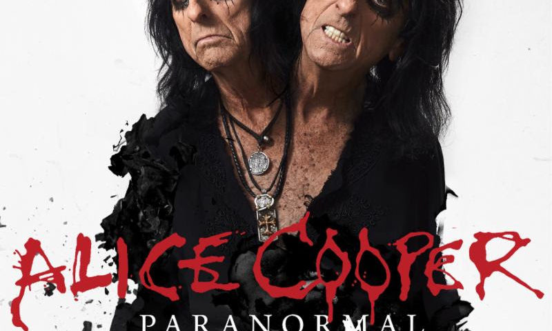 Alice Cooper's 'Paranormal' Album Review