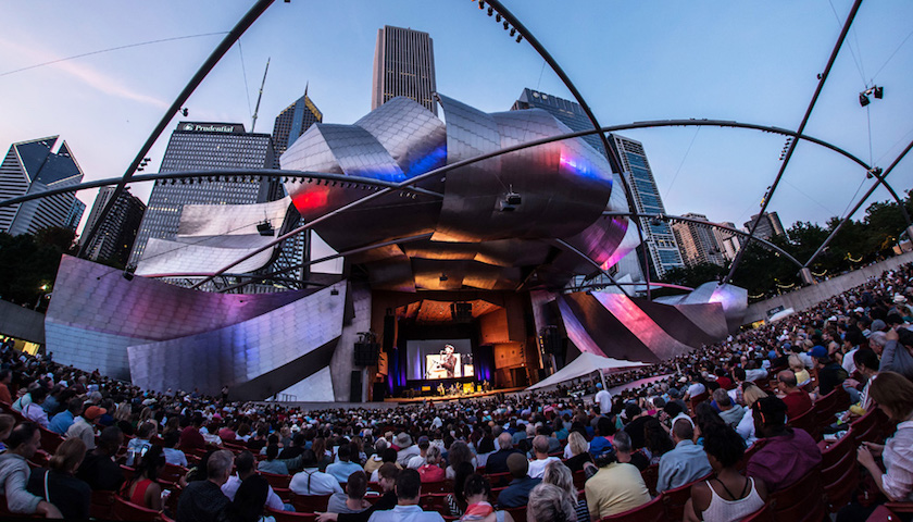 Chicago Jazz Festival September 3rd, 2017