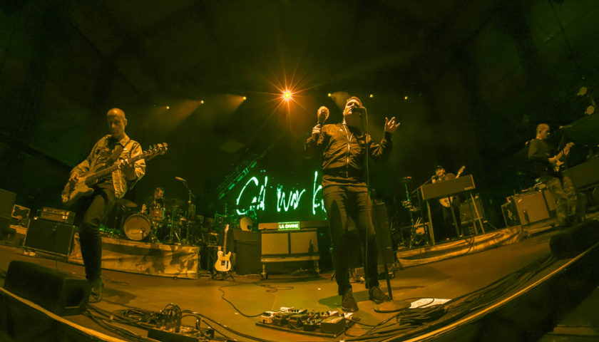 Cold War Kids Live at Huntington Bank Pavilion