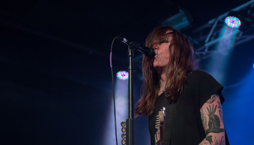REVIEW – Against Me! Live at Concord Music Hall