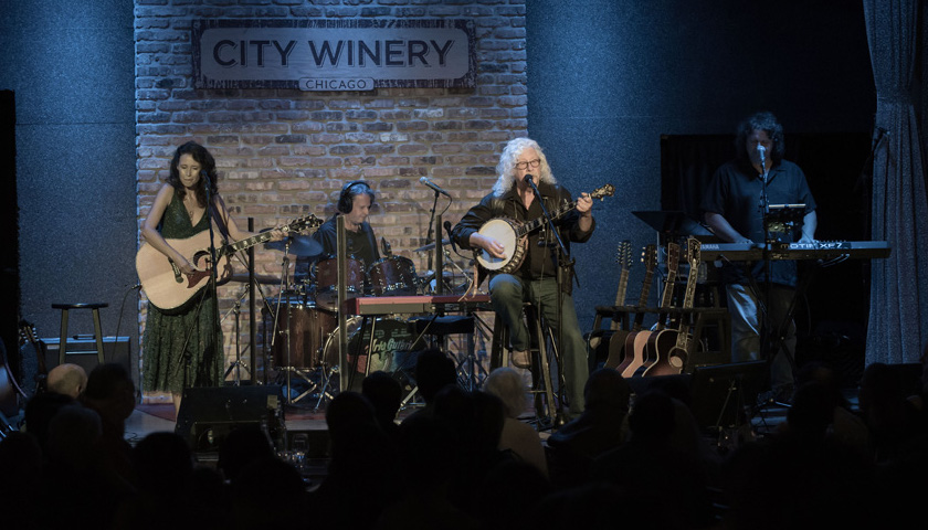 Arlo Guthrie Live at City Winery