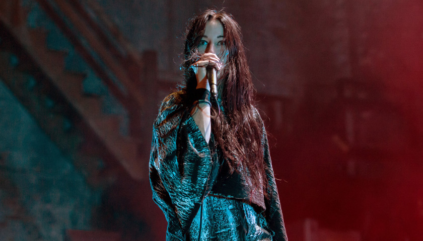 Zola Jesus Live at Thalia Hall