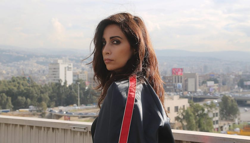 Yasmine Hamdan, Lebanese Artist and Arab World Pop Music Icon, Debut Chicago Concert November 7, 2017 (Interview)