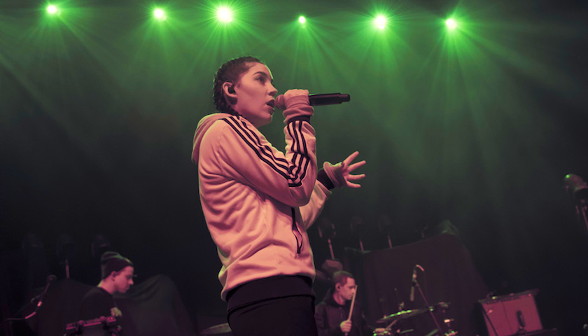 Bishop Briggs Live at the Riviera Theatre