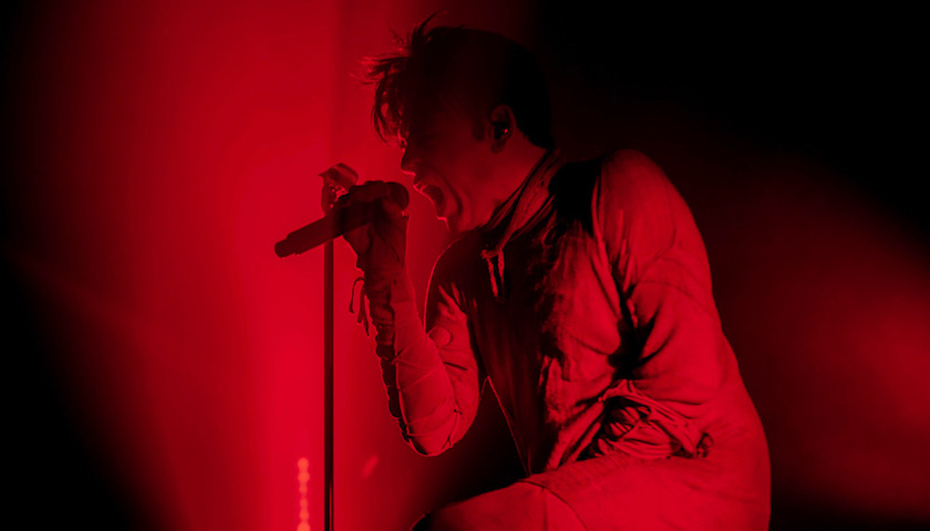 Gary Numan Live at Thalia Hall