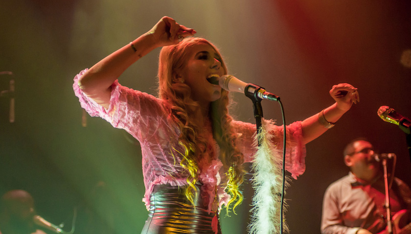 Haley Reinhart Live at Lincoln Hall