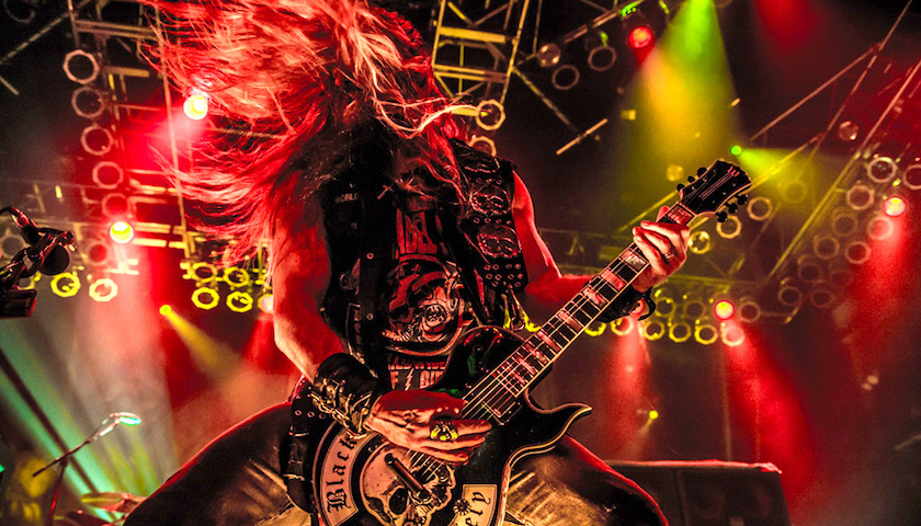 Black Label Society Live at House of Blues