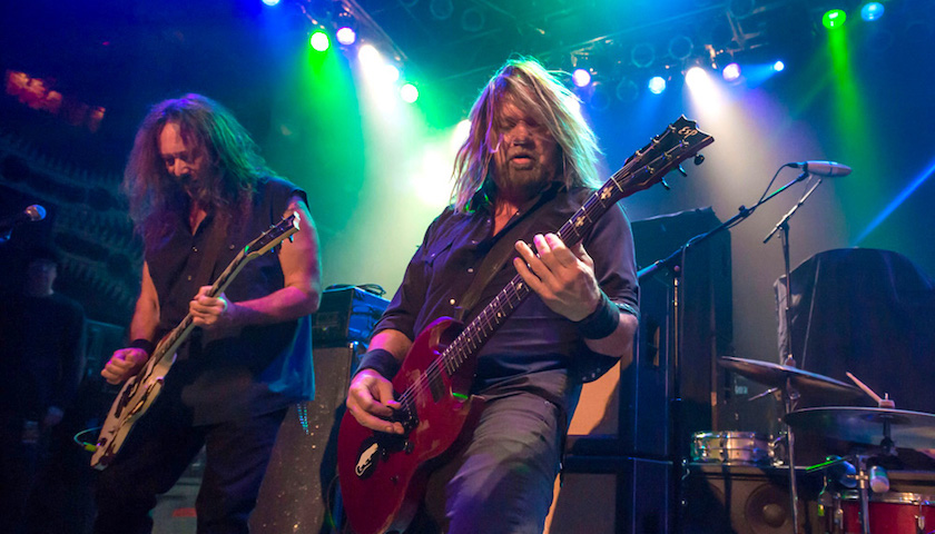 Corrosion of Conformity Live at House of Blues