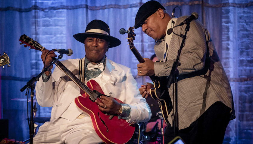 Eddy Clearwater Live at Evanston Space