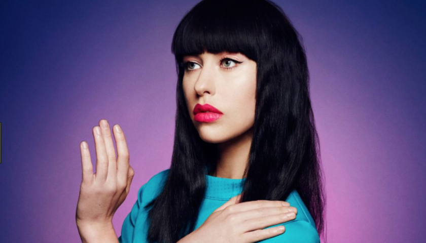 Everybody Knows Kimbra is on Top of the World - Exclusive Interview