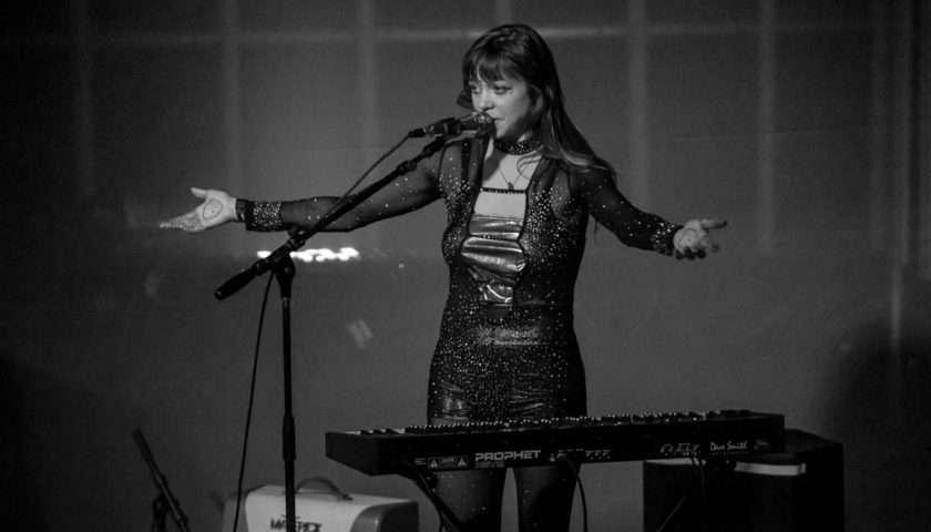 Arc Iris - Concord Music Hall - Chicago, IL - 2/3/18 - Photo © 2018 by: Roman Sobus