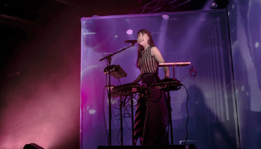 Kimbra - Concord Music Hall - Chicago, IL - 2/3/18 - Photo © 2018 by: Roman Sobus